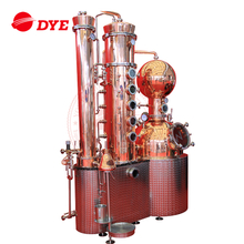 200L copper distillert for prime vodka