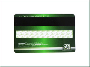 High Quality Bank RFID Card