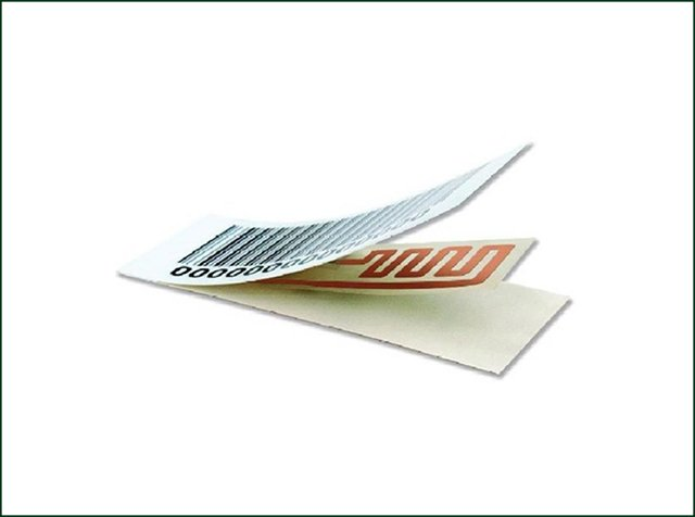 Custom Paper Ntag213/ 216 Printable NFC Paper Labels Sticker