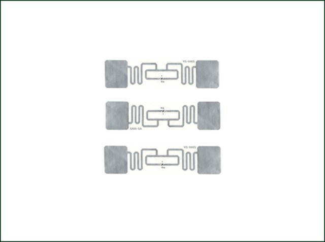 Alien H3 9613 RFID Label UHF Wet Inlay with Adhesive