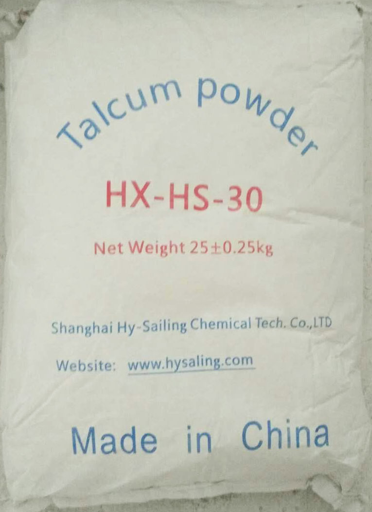 Calcined Talc Powder for Indonesia customer- Table ware industry