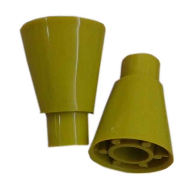 PVC Plastic cone for inner diameter 20mm and outer diameter 23mm pipe