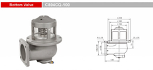 Bottom Valves-Emergency Valves-GET C804CQ-100