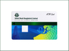Professional High Security Magnetic Key Card for Bank