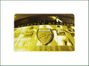 Luxury Membership Magnetic Contactless IC Smart Card for Access Control