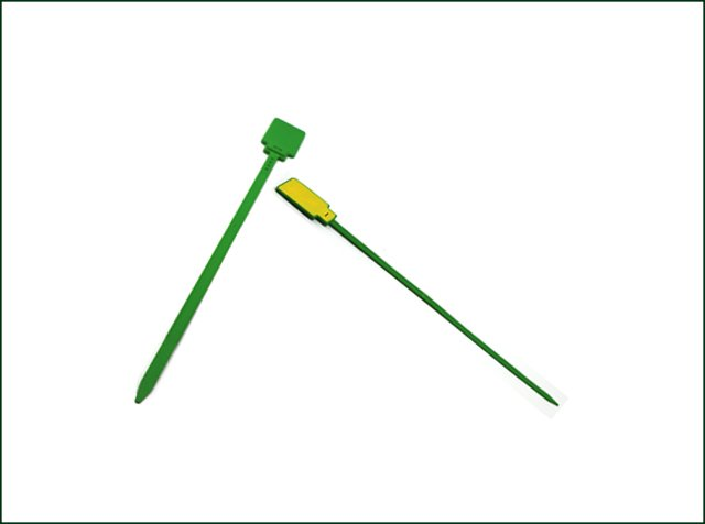 Durable Cable Tie Plastic Seal Tag