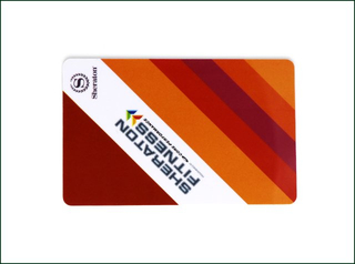 High Quality RFID Bank Magnetic Key Card