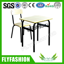 School Single Student Desk and Chair(SF-85S)