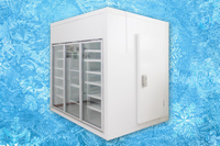 Prefabricate Walk In Freezer Room