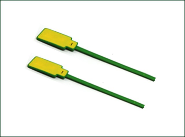 RFID Tie Tag for Logistics Tracking Management