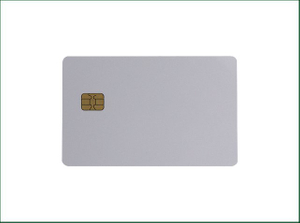 Customized UV Spot Blank IC Card