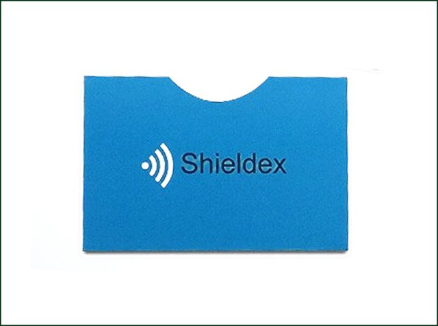 Anti-thief Credit Card Rfid Sleeve