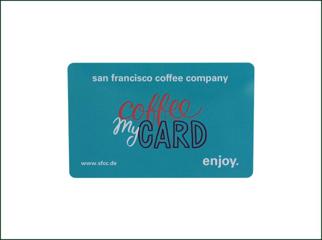 RFID Smart IC Cards 13.56Mhz Hotel Door Key Access Card