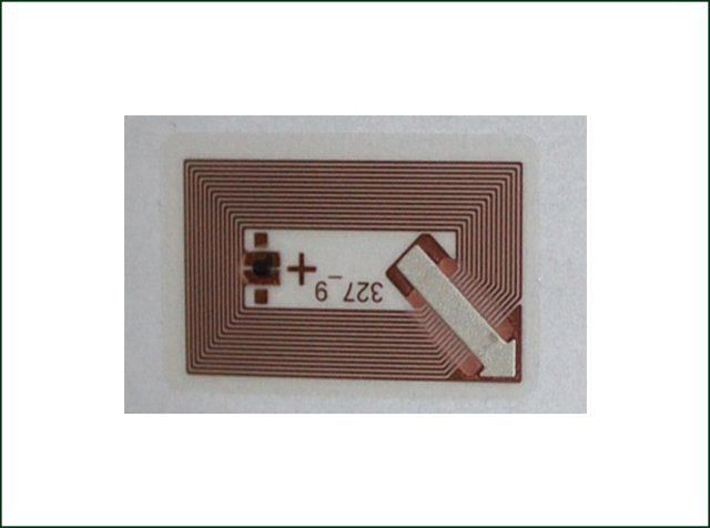 13.56MHZ HF Printable Paper Rewritable Ntag215 NFC Tag for Jewelry