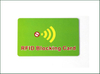 High Quality RFID Signal Blocking Colorful Card