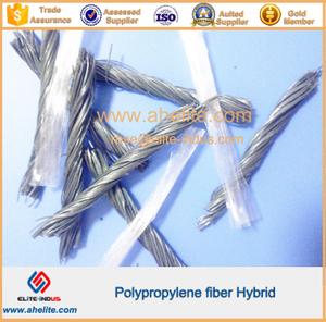 Polypropylene (pp) fiber Hybrid