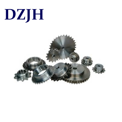 Pilot Bore Double Simplex (Dual) Sprockets