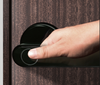 New Security Smart Fingerprint Door Handle Electronic Drive Lock Not Need To Change The Cylinder Easy Installation