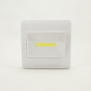 1 X COB LED Cordless Wall Lamp LED Switch Night Lamp