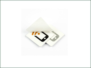New Products Adhesive UHF RFID Book Label for Library Management