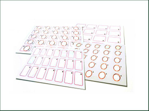 PVC Sheet Inlay for RFID Card Manufacturer
