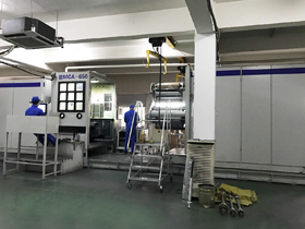 vacuum coating equipment