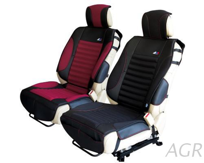 Fashion link rear car seats