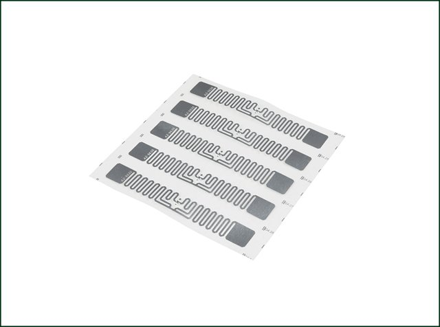 RFID Paper Nfc Wet Inlay for Asset Tracking