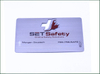 Customized Durable Metal Surface Name Card