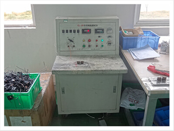 AC Voltage test equipment