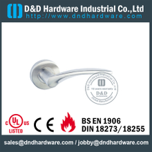 Stainless Steel 316 Solid Lever Handle for internal Doors –DDSH001
