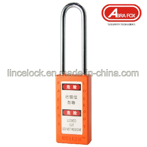 Lockout Safety Padlock/Plastic Safety Lock (613)
