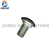 8.8 Grade Carbon Steel Hot Dip Galvanized Guardrial Bolts