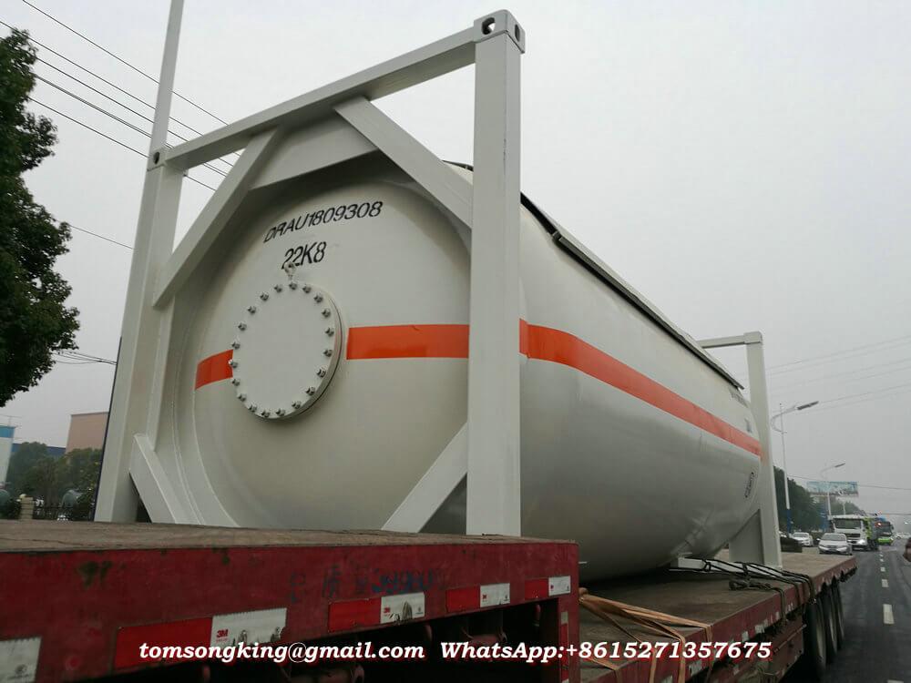 NH3 ISOTANK-086