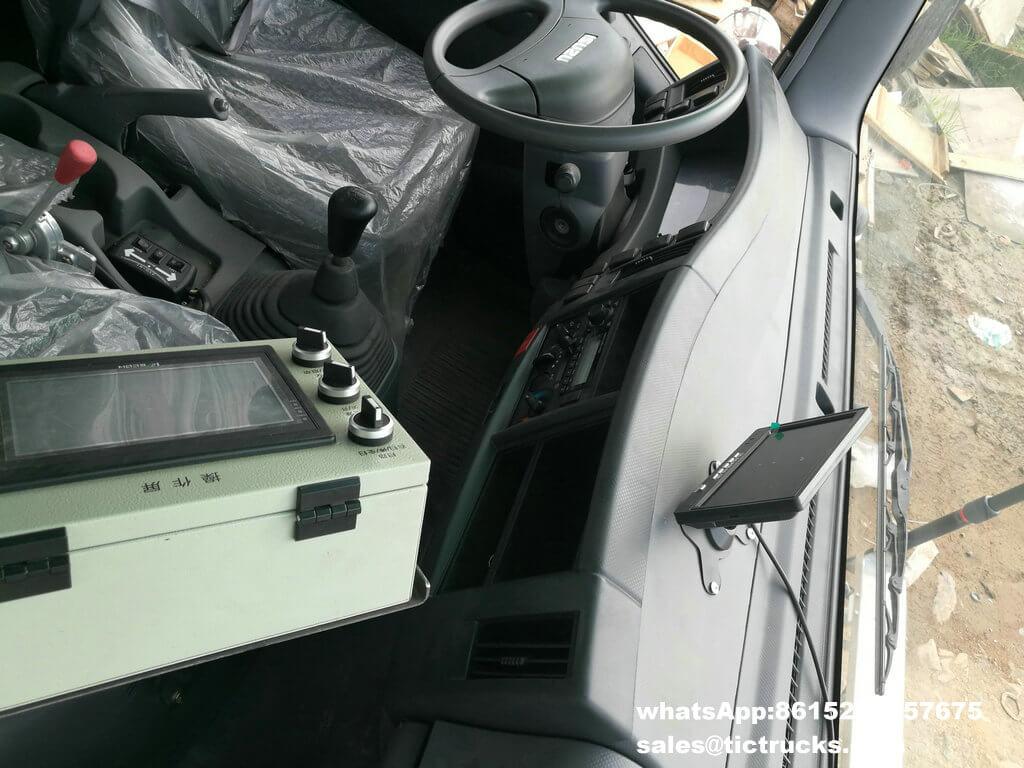 Camion -22.jpg de balayeuse de vide d'ISUZU