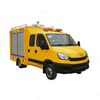 IVECO Emergency Vehicles with Power Generation And Lighting