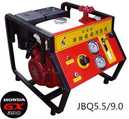 Honda GX390 Power Mobile Fire Pump Petrol Engine BJ9-B