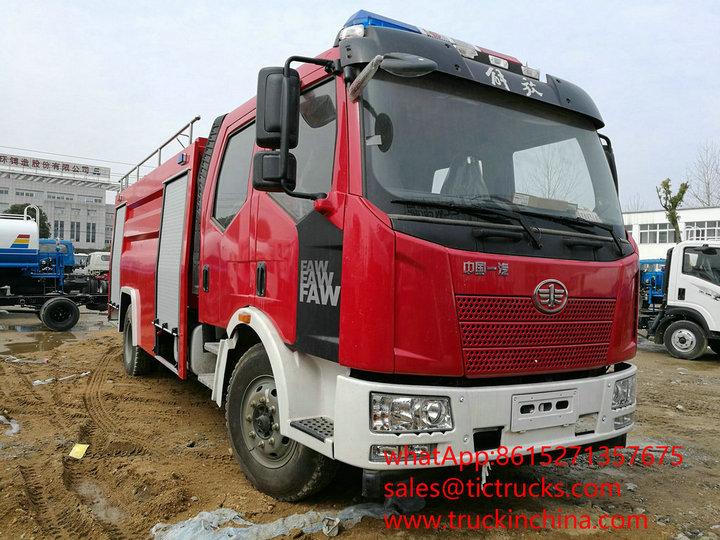 FAW fire truck-08cbm-FAW Fire Pump Truck 8000L_1.jpg