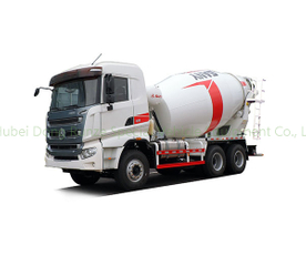 SY308C-8(R)8m3 SANY Truck Mixer righ hand drive export to TANZANIA