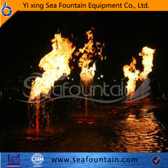Fire mix water