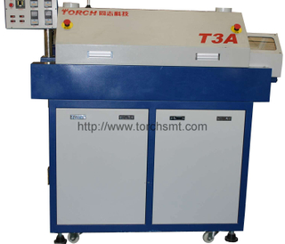 Fill hot air Reflow Oven T3A