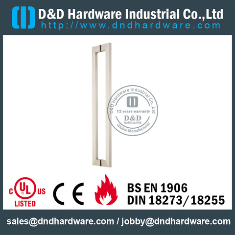 Double Sided Door Pull Handle -DDPH015