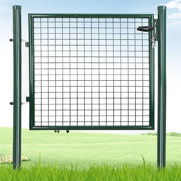 100x150cm Home garden galvanized welded fence panels with security ...