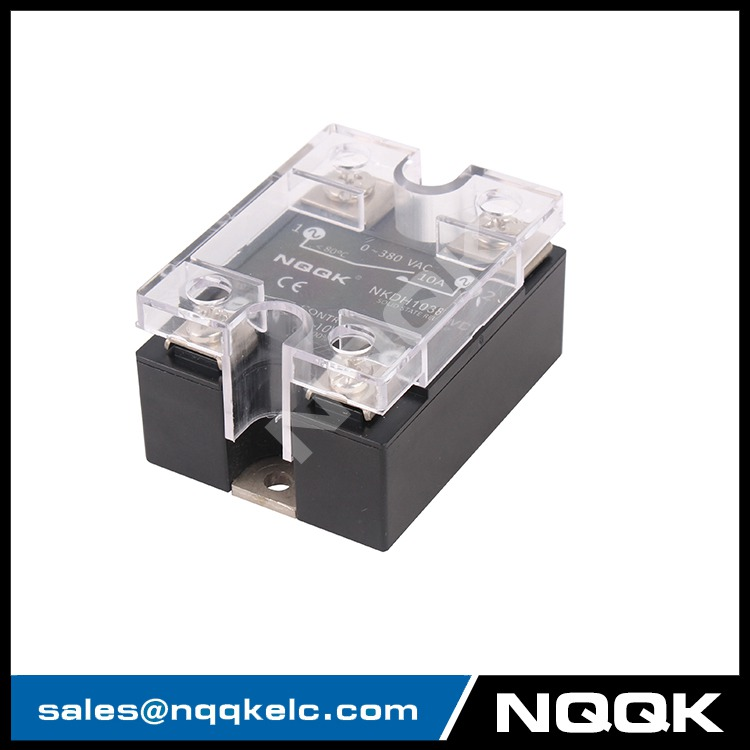 Nk987 Voltage Type Single Phase Voltage Regulator Solid