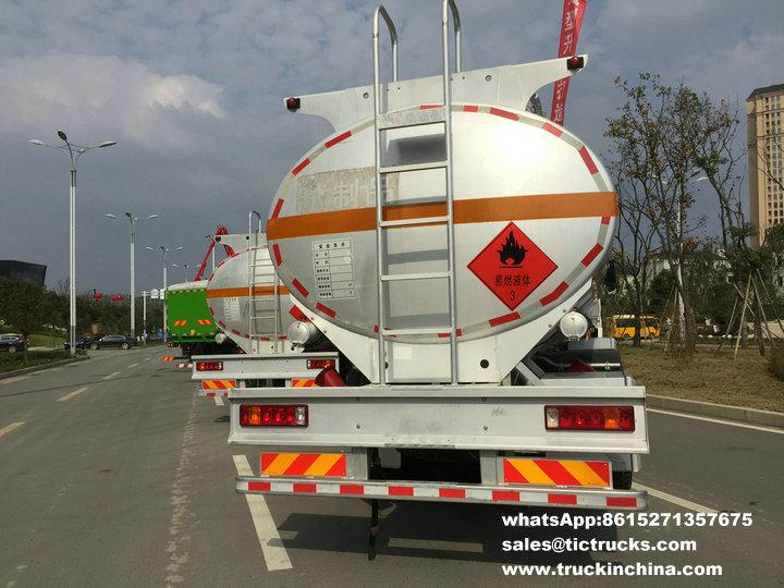 Camion-citerne en aluminium de HOWO -20T-_1