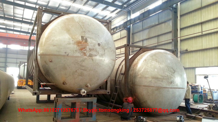 Swap Body Tank Container 26.000 – 35.000 Liter