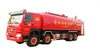 SINOTRUCK HOWO 8x4 Fire Sprinklers Water Tank 28000L with Fire Pump