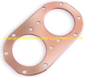 8G-10-034B Gasket for pulse converter Ningdong Engine parts for G300 G8300
