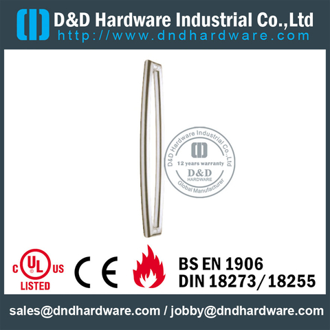 Grade 316 Couple Pull Handle -DDPH013