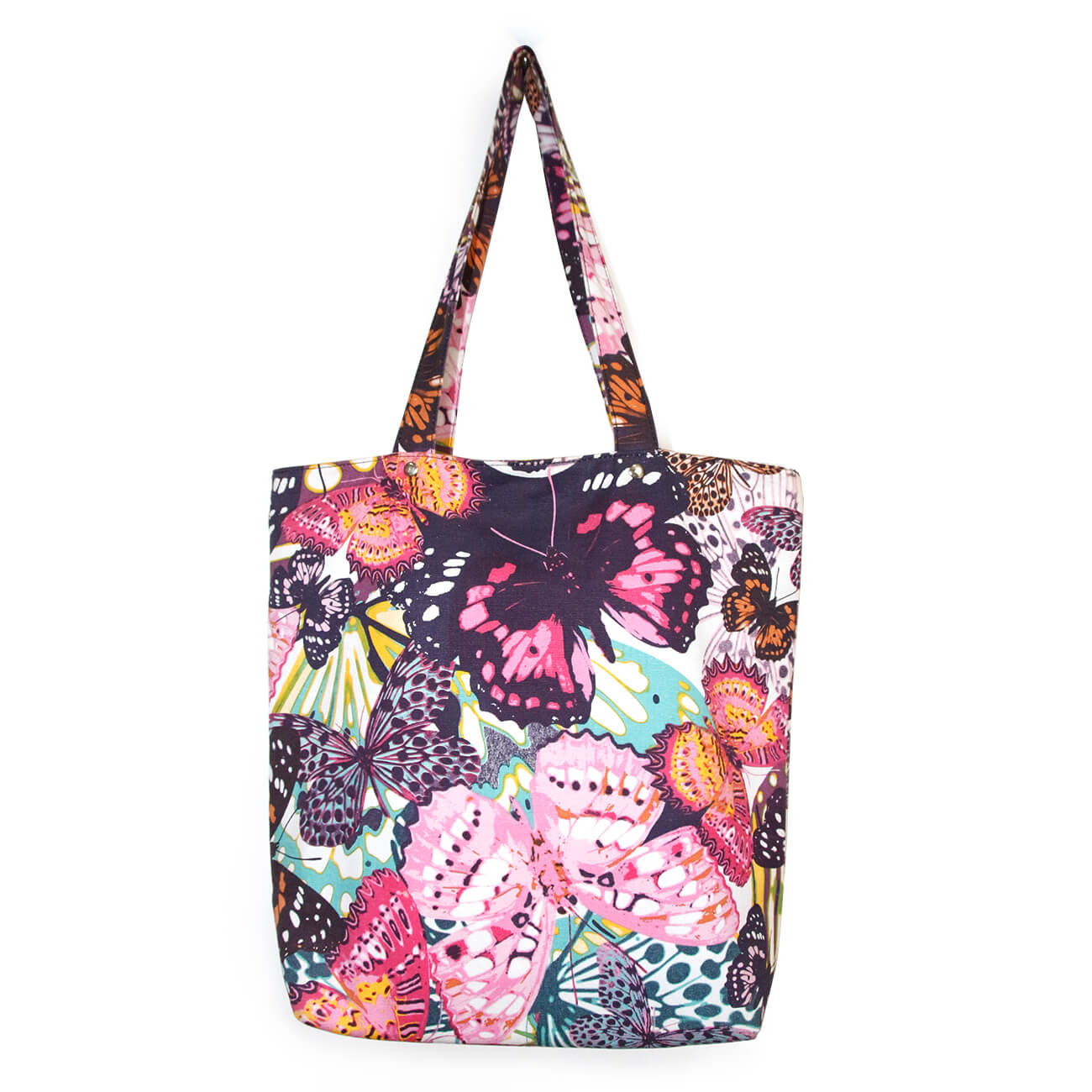 Customized Reusable 600d Polyester Tote Bag